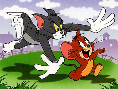 ტომი და ჯერი (მობილურისთვის)